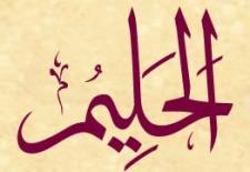 Allah'u Teala'nın El-Halim (c.c.) Esması
