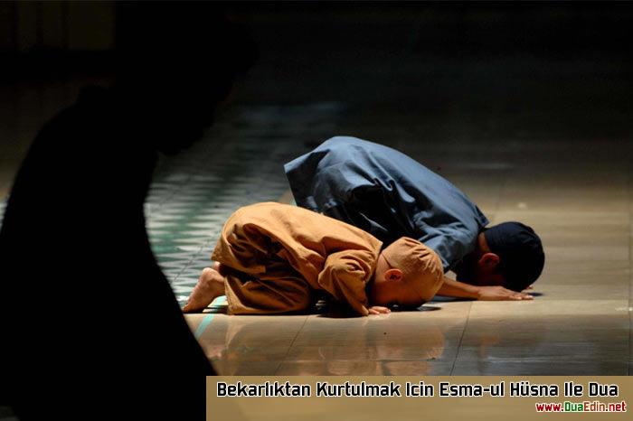 Bekarlıktan kurtulmak için Esma'ül Hüsna ile Yapılacak Dualar