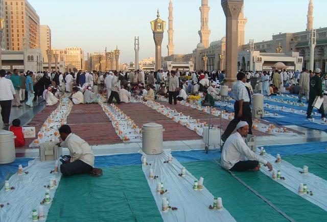 Yeme İçmeye Başlamadan Önce Yapılacak Sünnet ve Dualar