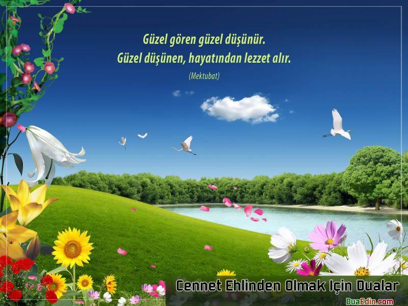 Cennet Ehlinden Olmak İçin Dualar